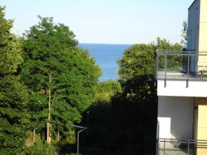 VIP apartament w parku nad Zatoką