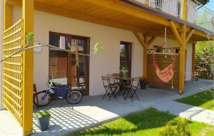 Awesome home in Sarbinowo w WiFi and 1 Bedrooms