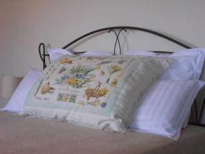 Chambre d'hôtes de charme La Belle Vue, Bed & Breakfasts  Roquebrune-Cap-Martin - big - 5