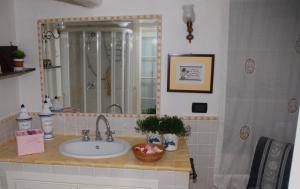 Chambre d'hôtes de charme La Belle Vue, Bed & Breakfasts  Roquebrune-Cap-Martin - big - 9