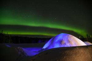 Arctic SnowHotel & Glass Igloos (18 of 33)