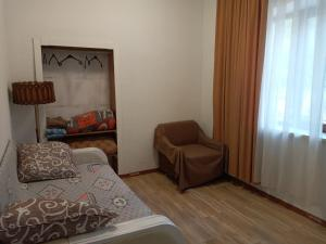 1 комнатная квартира пгт Сергеевка аренда посуточная