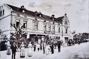 Apartamenty Toszeckie 26 osób