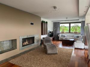 Sauna Apartment No 8 Klonowa Centrum nad Zalewem 200m2 Idealny na Wypoczynek Spotkanie Biznesowe 12 osób
