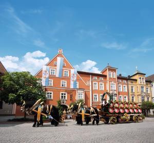 Hotel zum Erdinger Weissbräu - Aufkirchen