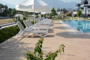 Sweet Home Kemer Apartments