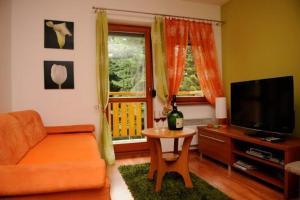 Apartament przy kominku