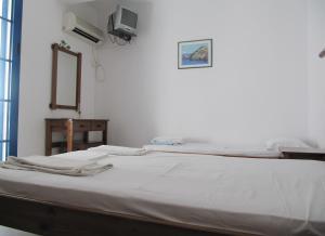 Alkion Studios, Apartmány  Naxos Chora - big - 31