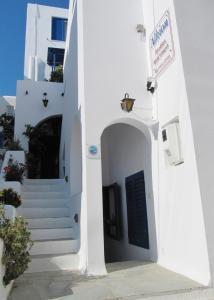 Alkion Studios, Apartmány  Naxos Chora - big - 24