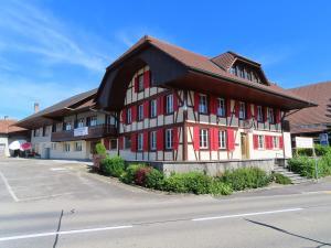 Gasthof Schwanen, Мини-гостиницы  Radelfingen - big - 11