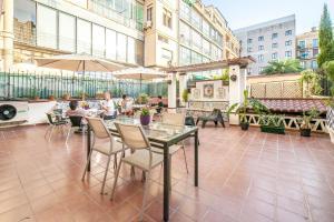 Fabrizzios Terrace Hostel