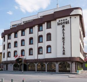 Отель Balikcilar Hotel, Конья
