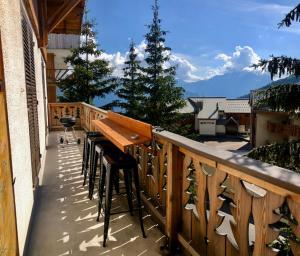 Chalet Magique - 135m2 - sauna - ski aux pieds - Hotel - Huez