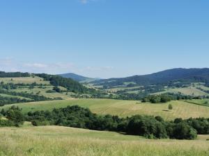 Wzgórze Watahy Noclegi w Bieszczadach