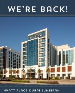 Hyatt Place Dubai Jumeirah Residences -