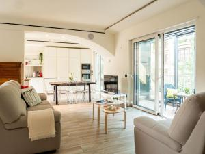 Attic with terrace in Milan downtown - AbcAlberghi.com