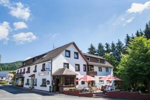 Genussgasthof Fuldaquelle & Berghof Wasserkuppe - Hotel - Gersfeld