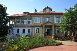 Russko-Frantsuzsky Hotel Chastny Vizit - Logintsevo