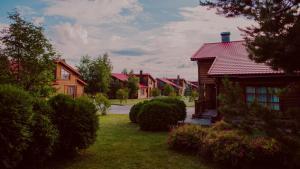 Гостиницы поселка Икша, Московская область