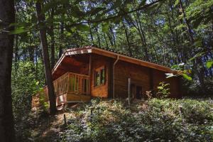 Location gîte, chambres d'hotes Chalets & Camping Villa Mayari dans le département Ariège 9