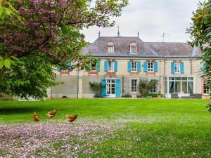 Location gîte, chambres d'hotes La Ferme d'Armenon dans le département Essonne 91