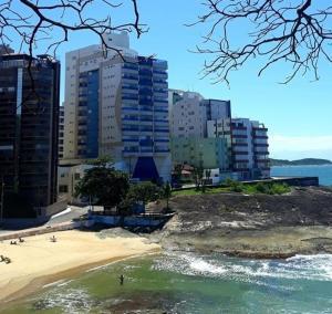 Lindo apartamento em frente a Praia das Virtudes!!!!