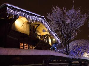Location gîte, chambres d'hotes Les Greniers du Mont Blanc dans le département Haute Savoie 74