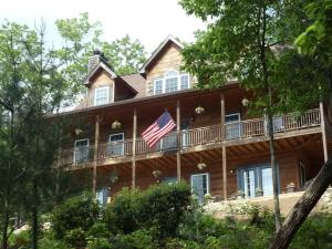 Long Mountain Lodge Bed&Breakfast - Accommodation - Dahlonega