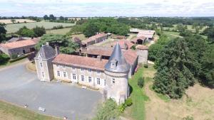Location gîte, chambres d'hotes Manoir De Ponsay dans le département Vendée 85