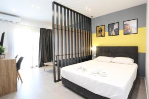 Downtown Seaside Suites in Thessaloniki