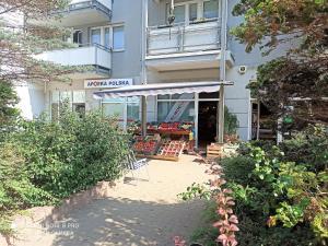 Apartament Zaspa blisko plaży i morza
