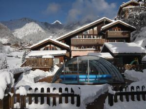 Accommodation in Champagny en Vanoise