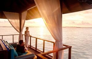 The Sun Siyam Iru Fushi Luxury..