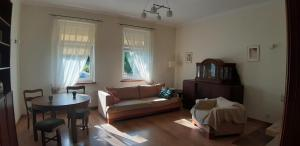 Apartament w kamienicy Gdańsk Oliwa