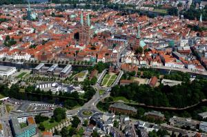 Radisson Blu Senator Hotel, Lübeck, Отели  Любек - big - 23