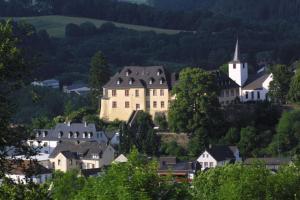Romantik Schloßhotel Kurfürstliches Amtshaus Dauner Burg - Daun