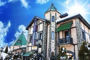 Club Satelit Zlatibor, Bed and Breakfasts  Zlatibor - big - 31
