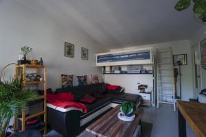 Nice studio with BALCONY near CANAL DE L'OURCQ