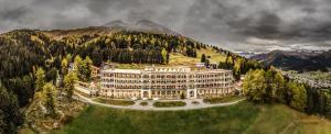 Schatzalp - Chalet - Davos