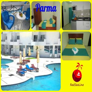Apartment Parma near the sea RedSeaLine