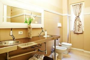 Petite Suite, Апартаменты  Бергамо - big - 20