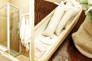 Petite Suite, Апартаменты  Бергамо - big - 30