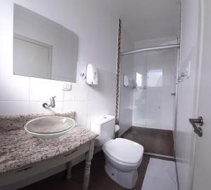 Hotel Domo, Hotely  Prudentópolis - big - 32