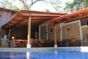 Costa Verde Inn, Aparthotels  San José - big - 65