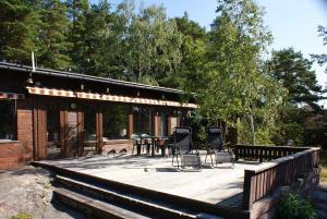 Villa Kommodor, Vily  Lumparland - big - 2