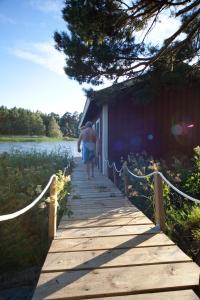 Villa Kommodor, Vily  Lumparland - big - 8