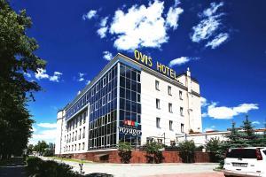 Отель Ovis, Харьков