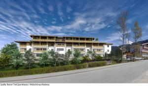 Resort Tirol Sportklause - Accommodation - Niederau