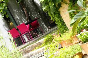 Location gîte, chambres d'hotes Maison d'Hôtes Côté Cour dans le département Vaucluse 84