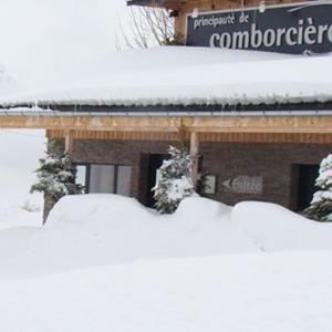Location gîte, chambres d'hotes La Principauté de Comborciere dans le département Savoie 73